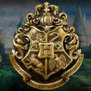 Harry Potter - Hogwarts Crest Wall Plaque